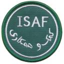 Embroidery Design Patch Photo: ISAF