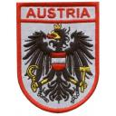 Embroidery Design Patch Photo: AUSTRIA